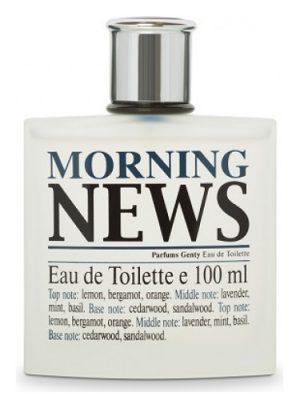 Morning News Parfums Genty