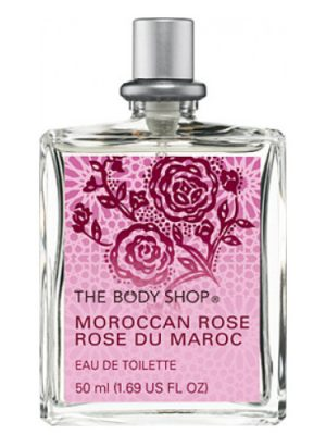 Moroccan Rose The Body Shop