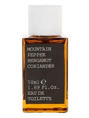Mountain Pepper Bergamot Coriander Korres