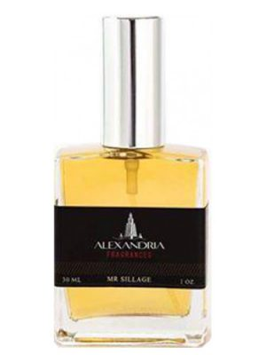 Mr. Sillage Alexandria Fragrances