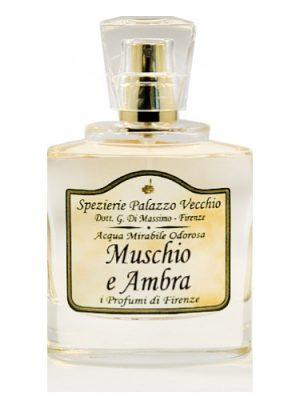 Muschio e Ambra I Profumi di Firenze