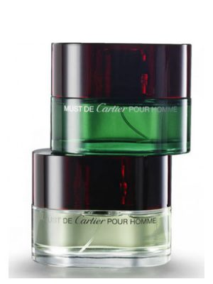 Must de Cartier Pour Homme Vert Anis Cartier