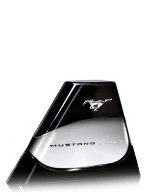 Mustang Black Jequiti