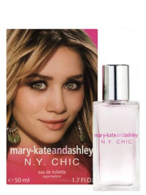 N.Y. Chic Mary-Kate and Ashley Olsen