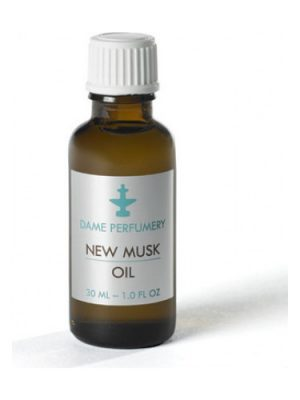 New Musk Perfume Oil Dame Perfumery