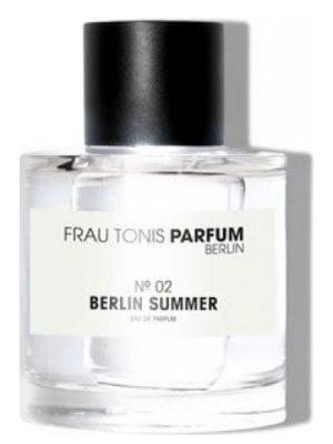 No. 02 Berlin Summer Frau Tonis Parfum
