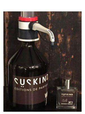 No. 1 Woodsy Riddim Suskind Editions de Parfums