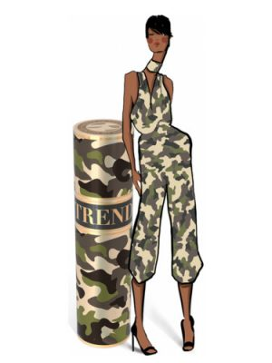 No. 2 Hot in Camo The Trend by House of Sillage