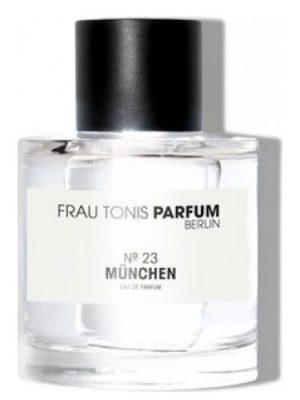 No. 23 München  Frau Tonis Parfum