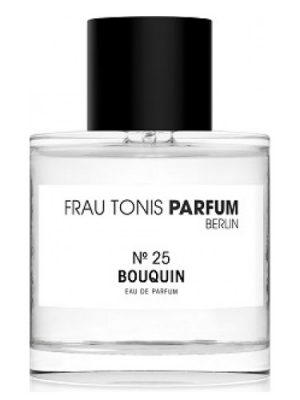 No. 25 Bouquin Frau Tonis Parfum
