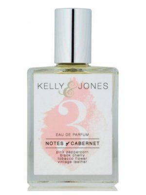 No. 3 Notes of Cabernet Kelly & Jones