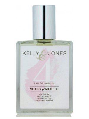 No. 4 Notes of Merlot Kelly & Jones