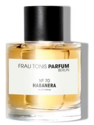 No. 70 Habanera Frau Tonis Parfum