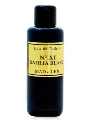 No. XI Dahlia Blanc Mad et Len