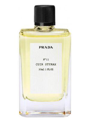No11 Cuir Styrax Prada