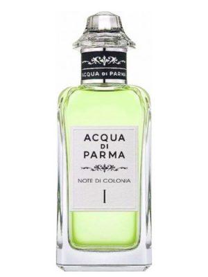 Note di Colonia I Acqua di Parma