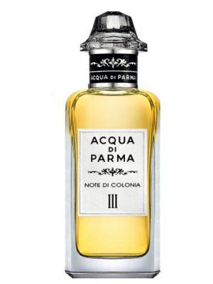 Note di Colonia III Acqua di Parma
