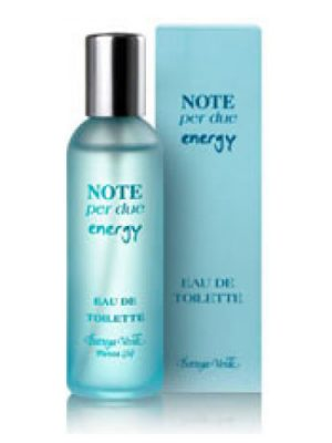 Note per Due Energy Bottega Verde