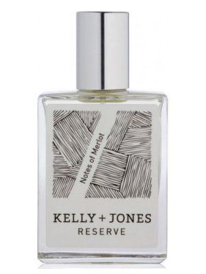 Notes of Merlot Reserve Kelly & Jones