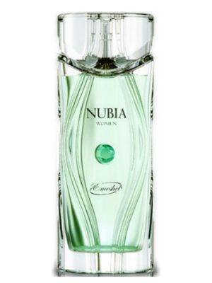 Nubia Green Emeshel