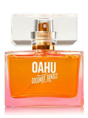 Oahu Coconut Sunset Bath and Body Works