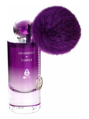 Obsession In Purple Pom Pom