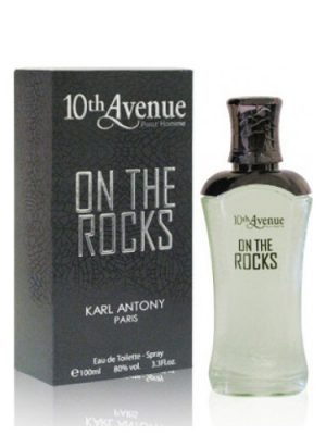 On The Rocks 10th Avenue Karl Antony