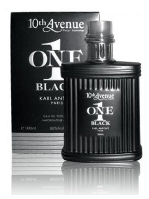 One Black 10th Avenue Karl Antony