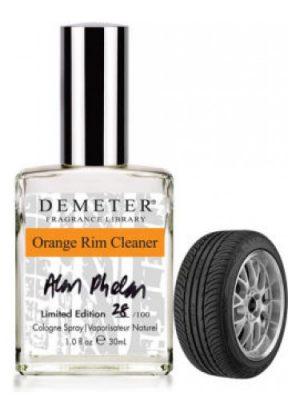 Orange Rim Cleaner Demeter Fragrance