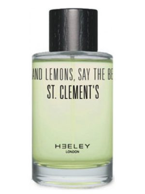 Oranges and Lemons Say The Bells of St. Clements James Heeley