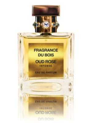 Oud Rose Intense Fragrance Du Bois