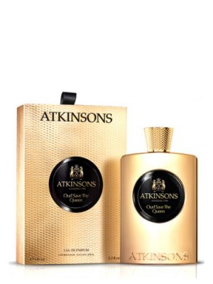 Oud Save The Queen Atkinsons