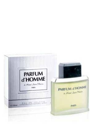 Parfum d'Homme Kristel Saint Martin