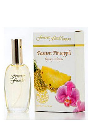 Passion Pineapple Forever Florals Hawaii