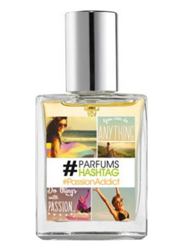 #PassionAddict #Parfum Hashtag