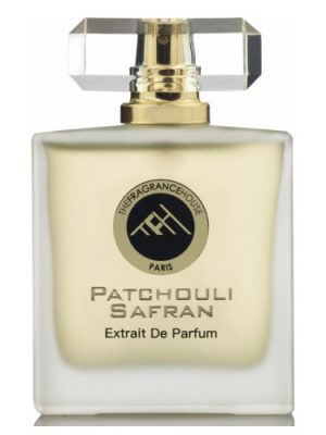 Patchouli Safran The Fragrance House