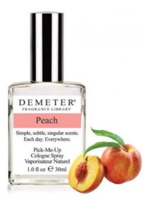 Peach Demeter Fragrance