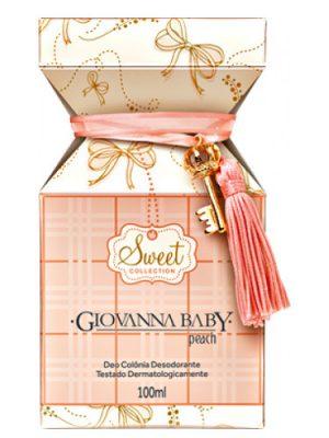 Peacha Giovanna Baby
