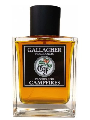 Peaches And Campfires Gallagher Fragrances