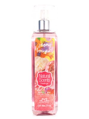 Peony Bouquet Natural Scents