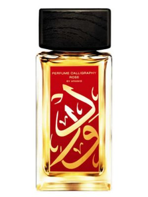 Perfume Calligraphy Rose Aramis