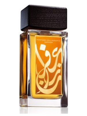Perfume Calligraphy Saffron Aramis