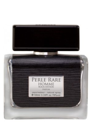 Perle Rare Black Edition Panouge