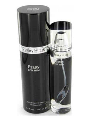 Perry Black for Him Perry Ellis
