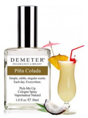 Pina Colada Demeter Fragrance
