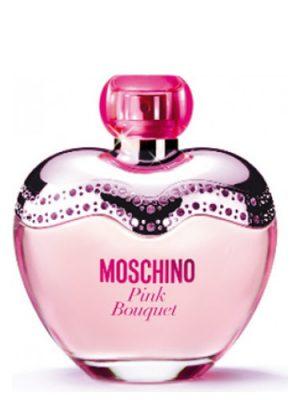 Pink Bouquet Moschino