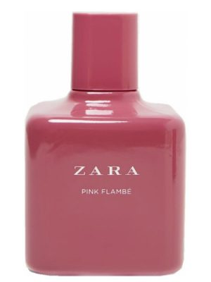 Pink Flambe Zara