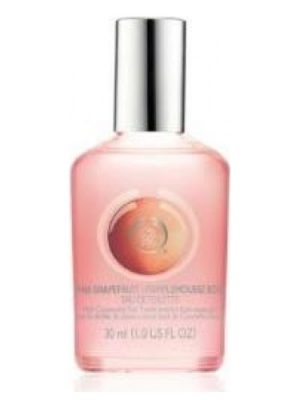 Pink Grapefruit The Body Shop