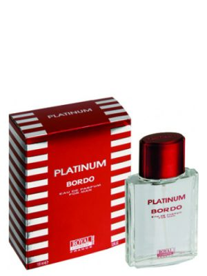 Platinum Bordo Royal Cosmetic