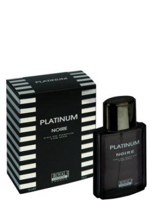 Platinum Noir Royal Cosmetic